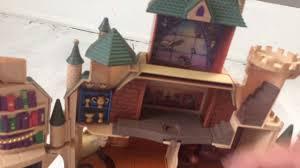 harry potter hogwarts castle polly pocket sale ebay