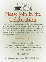 office inauguration invitation letter futureclim info