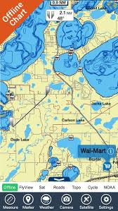 ozarks map lake of the ozarks fishing maps gps charts on the app store
