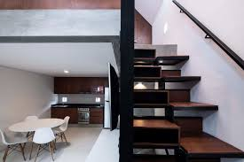 compact house in mexico city makes the most of a 380 square foot