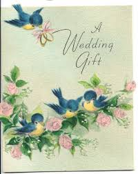wedding gift greetings 37 best wedding cards images on vintage cards