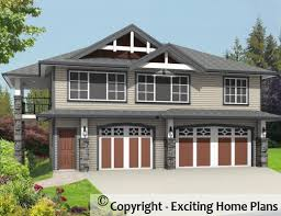 modern house building modern house garage dream cottage blueprints by exciting home plans
