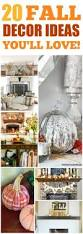 20 creative fall decorating ideas you u0027ll love noshtastic