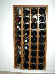 Diy Wood Wine Rack Plans by Simple Wine Rack Plans U2013 Abce Us