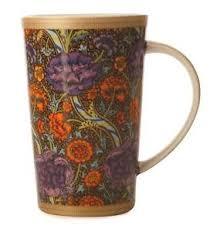 designer wandle william morris wandle vintage designer mug large porcelain coffee