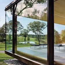 glass box architecture desai chia architecture creates a glass box home in the new york
