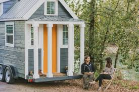 Tiny Homes In Oregon by Tiny Heirloom Builder Of Luxury Tiny Homes On Wheels