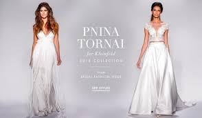 kleinfeld wedding dresses wedding dresses pnina tornai for kleinfeld bridal 2016 collection