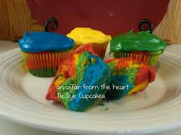 happy 9th birthday to our twins u2026 tie dye cupcakes and ice cream