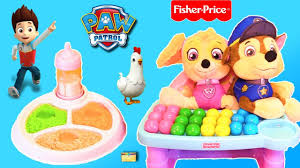 learning colors video children paw patrol babies skye