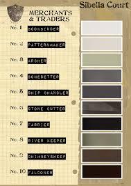 126 best color palettes charts images on pinterest color