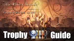 Eso Maps Eso Clockwork City Trophy U0026 Achievement Guide Fextralife
