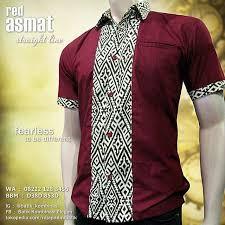 Baju Batik Batik seragam batik batik seragam kantor baju batik modern kemeja batik