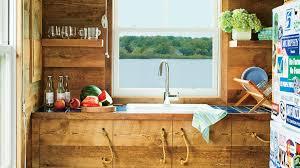 decor ideas for small kitchen 12 genius decorating ideas for small kitchens coastal living
