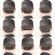 pictures of hairstyle neck line how to choose a blocked rounded or tapered neckline