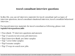 travel consultant images Travel consultant interview jpg