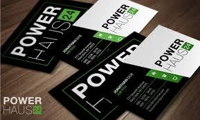 visitenkarten designer visitenkarten design für shop für poolbed visitenkarten