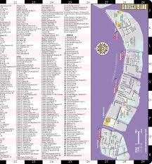 Streetwise Maps Streetwise Venice Map Laminated City Center Street Map Of Venice