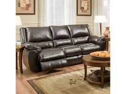 Simmons Upholstery Furniture Simmons Upholstery 50433br Double Motion Sofa Royal Furniture