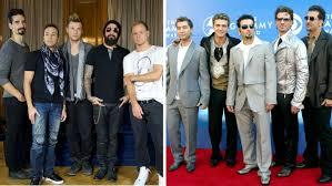 Backstreet Boys Meme - nsync and backstreet boys have a may meme off