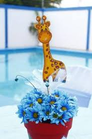 Safari Baby Shower Centerpiece by Giraffe Centerpieces For Baby Shower Baby Shower Ideas Giraffe