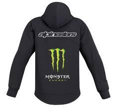 monster energy motocross gear 199 95 alpinestars cloak monster energy tech fleece 139583