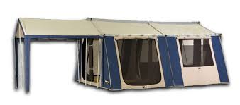 Oztent Awning 12 Person Cabin Canvas Tent 12x15 Buy Online From Outdoor Geek
