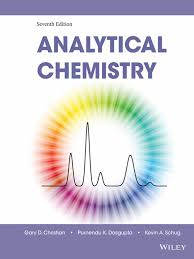 Applications Of Colorimetry In Analytical Chemistry Analytical Chemistry Gary D Christian Chemical Equilibrium Ph