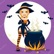 halloween cauldron background witch cauldron u2014 stock vector kakigori 12269987