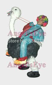 Ostrich Halloween Costume Cheap Ostrich Rider Costume Find Ostrich Rider Costume Deals On