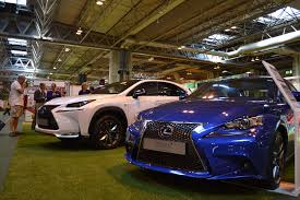 lexus in birmingham lexus competition winner has dream weekend at bbc good food show