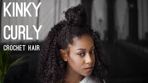whats the best hair to use for crochet braids best curly crochet braids x pression youtube