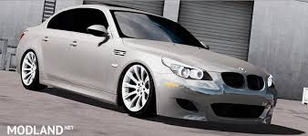e60 bmw 5 series bmw 5 series e60 pack error corrected fix mod for ets 2