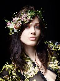 hair flowers hair flowers sam mcknight liz collins flora starkey floral designer