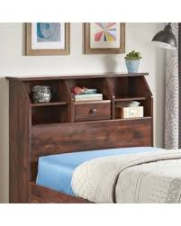 amazing deal on better homes and gardens leighton twin bookcase