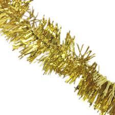 tinsel garland metallic tinsel garland 10pcs gold