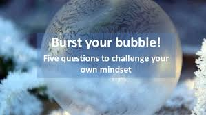 Challenge Your Burst Your Key Questions To Challenge Your Mindset And Ca