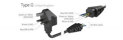 noco gx ac type g plug united kingdom uk gxc103