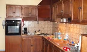 repeindre la cuisine repeindre cuisine bois repeindre sa cuisine en bois la