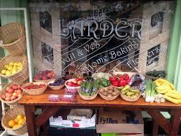 the larder grocers and flower shop tarbert kintyre