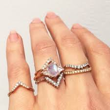 moonstone engagement rings opal and moonstone engagement rings popsugar fashion australia