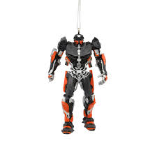 transformers the last knight rod christmas ornament announced
