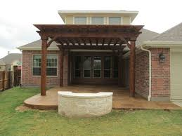 Pictures Of Patios With Fire Pits Backyard Fire Pit Contractor Texas Best Fence