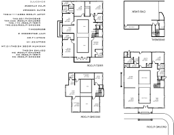 Courtyard Homes Floor Plans by Home Design Courtyard House Plans 61custom Contemporary Amp
