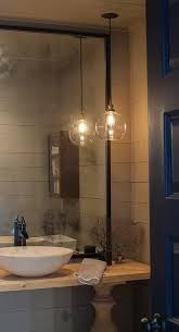 Lighting In Bathroom by Best 25 Bathroom Lighting Ideas On Pinterest Bath Room