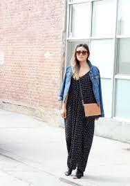 how to wear a maxi dress modlychic