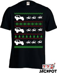 jeep christmas shirt 4x4 jeep ugly christmas sweater t shirt truck shirt gifts for