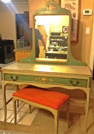 Mirrored Furniture Bedroom Sets Antique Dining Room Set Appraisal Berkey Burled Wood Bureau