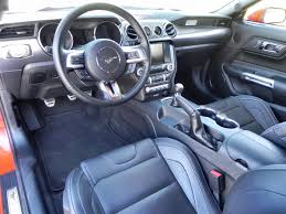 mustang inside 2015 ford mustang gt is the best pony yet