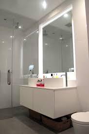 Floating Bathroom Vanity by Master Bathroom Vanity And Floating Mirror U2013 Method Design
